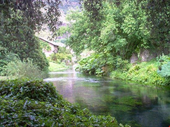 fiume Ninfa