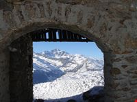 una finestra sulle cime