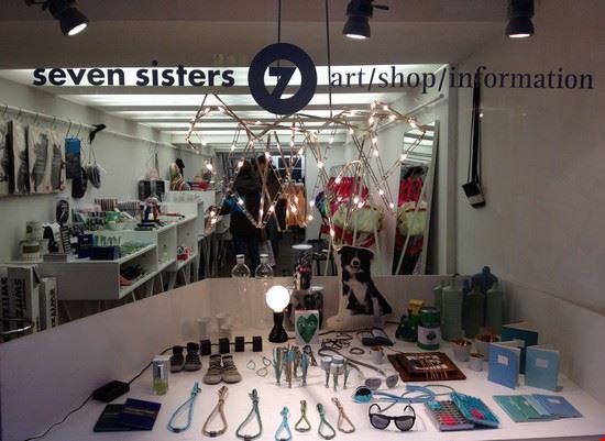 seven sisters negozio di design basilea