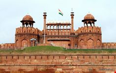 Red Fort or Lal Qila