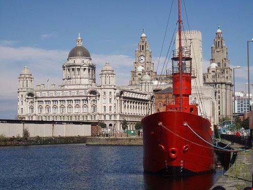 Vista desde Albert dock