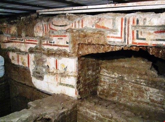 Necropoli Paleocristiana