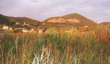 Oasi Lipu sul lago di Massaciuccoli