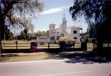 osservatorio meteorologico nel parque san martin mendoza