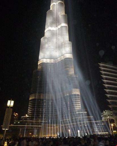 Il Burj Khalifa
