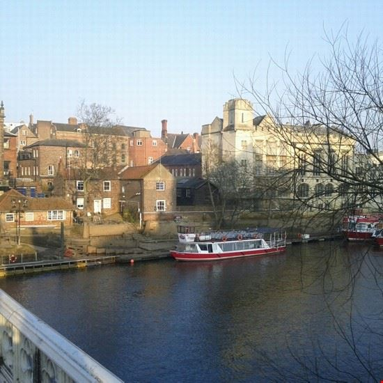 il fiume ouse york