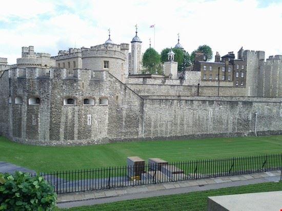 Torre di Londra (Tower of London).