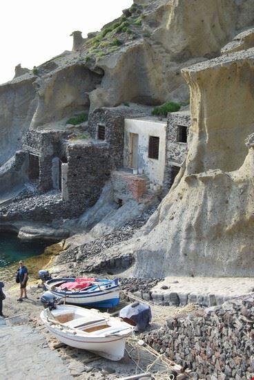 scavato nella roccia
