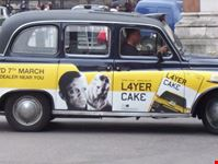 taxi londra