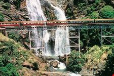 cairns kuranda scenic railway