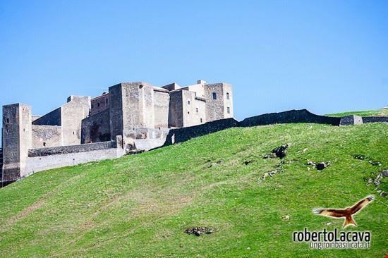 Melfi Il castello