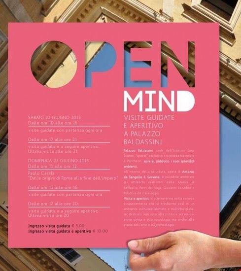 66966_roma_locandina_open_mind