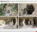 Contrada Sotto San Giovanni - Cavità rupestri