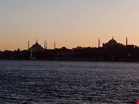 Sultanahmet  vista dal mare
