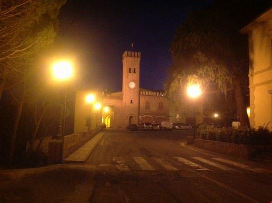 Entrata al borgo