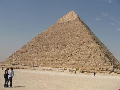 giza la grande piramide