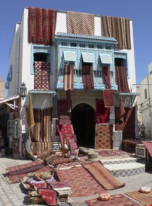 hammamet un bazar