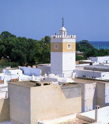 hammamet minaret musulmano