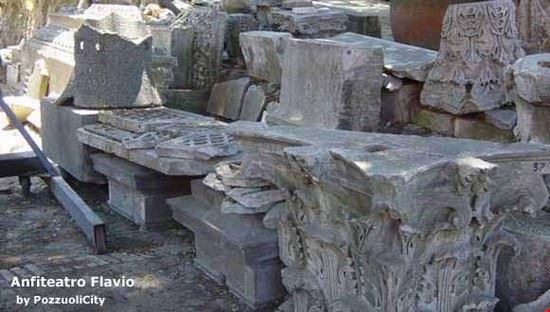 Anfiteatro Flavio - Reperti