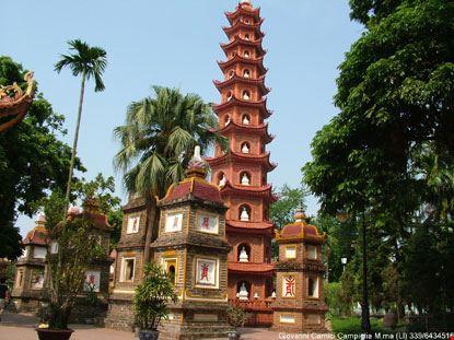 hanoi pagoda di tran quoc