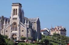 biarritz la chiesa di saint charles