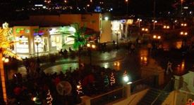 naama bay by night sharm el sheikh