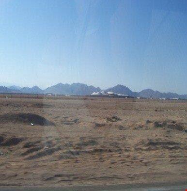 Parte di deserto...