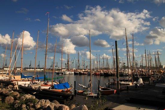 Porto di Aarhus
