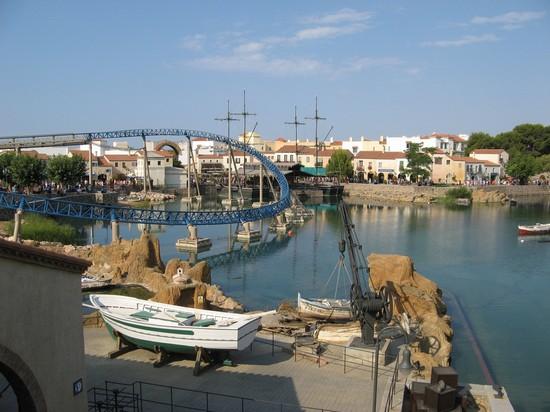 Foto portaventura a barcellona 550x412 autore for Villaggi vacanze barcellona