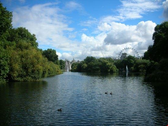St.James Park - London