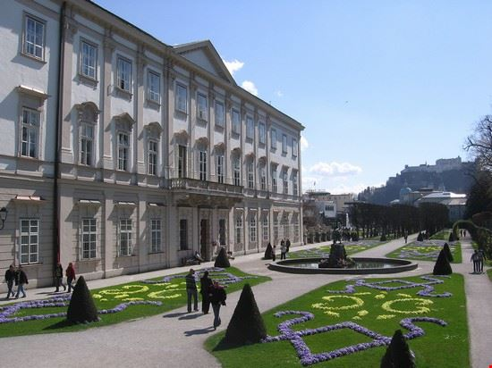 68005 salisburgo castello di mirabell