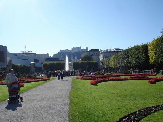 68008 salisburgo giardini di mirabell