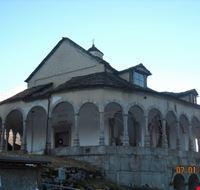 La chiesetta di Crego