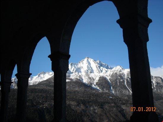 Vista dalla chiesetta di Crego