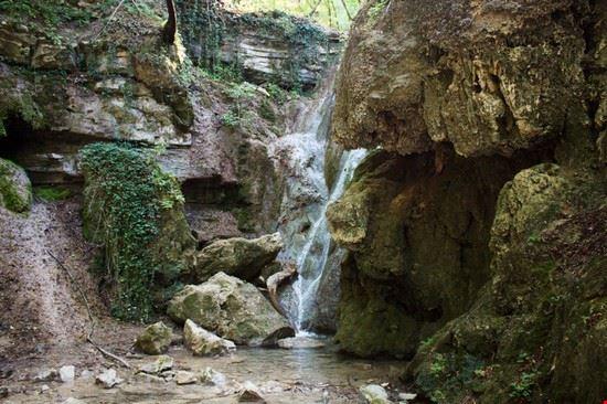 Cascate di Bucamante