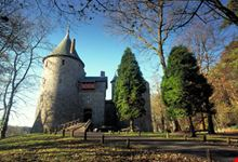 cardiff veduta del castello