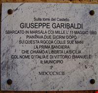 Il Castello-targa commemorativa