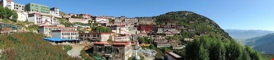 ganden monastero lhasa
