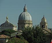 Cupola e Madonna d' oro