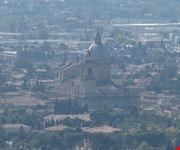 Retro  Basilica Santa Maria degli Angeli