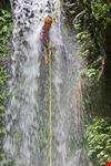 Kerenkali waterfall - Bali canyoning