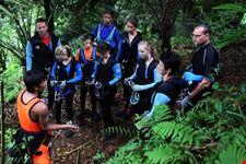 Kerenkali brieffing - Bali canyoning