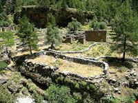 Itinerari nelle gole di Samaria