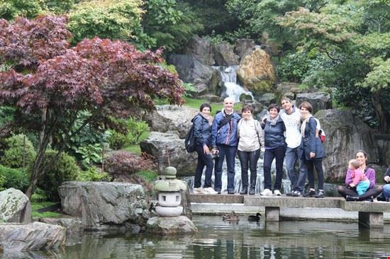 Kyoto Garden in the Holland Park