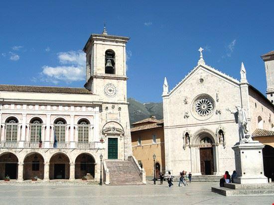 Basilica di San Benedetto da Norcia