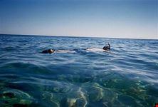 santorini snorkeling