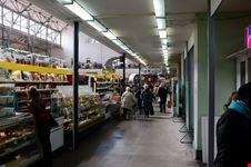 varsavia mercato hala mirowska