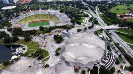 monaco olympiapark