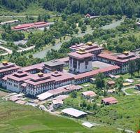 Tashi chhoe dzong,