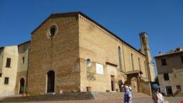 chiesa san gimignano